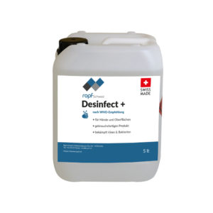 Ropf Desinfect Plus 5lt