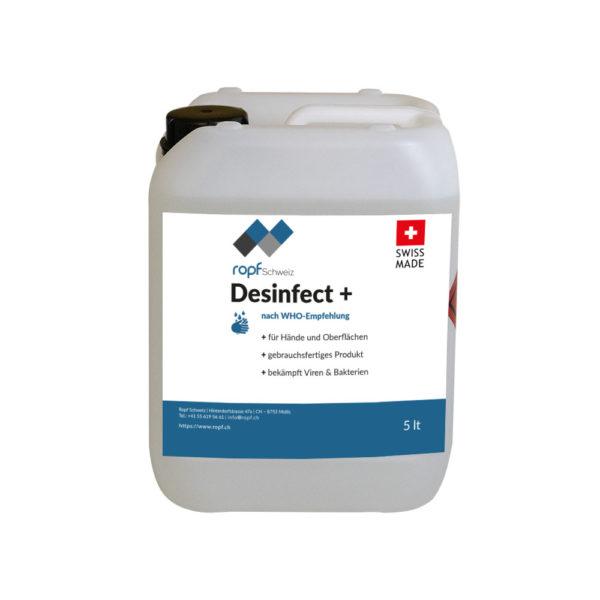 Ropf Desinfect Plus 5lt